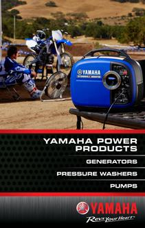 2016 Generators, Pumps and Pressure Washers