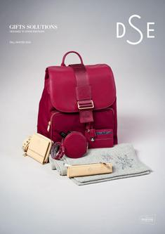DSE Collection Fall / Winter 2014 Catalog