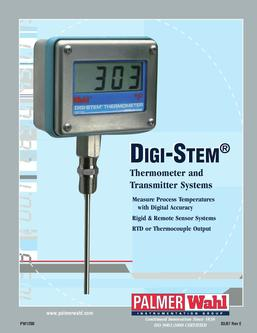 Digi-Stem Thermometer Systems