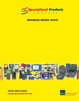 Specialized Tools Company 2013 Source Book