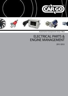 Electrical Parts and Engine Management 2012