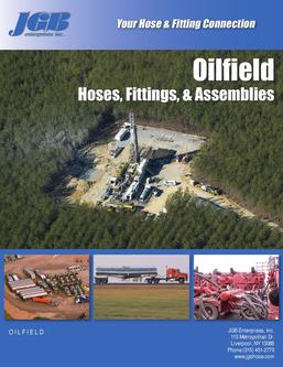 Oilfield Hoses, Fittings, & Assemblies