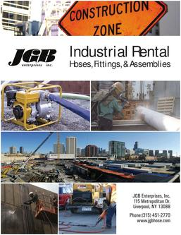 Industrial Rental Hoses, Fittings, & Assemblies