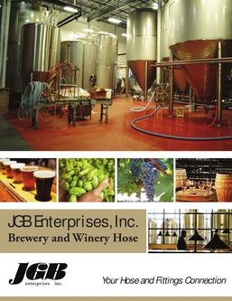 Brewery and Winery Hose