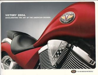 2004 Victory Motorcycles