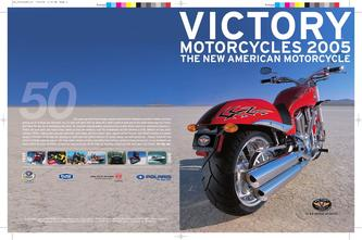 2005 Victory Motorcycles