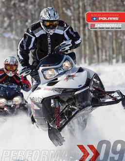2009 Performance Snowmobiles
