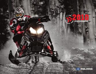 2010 Performance Snowmobiles