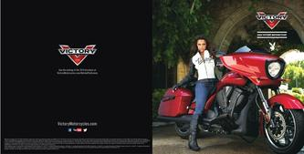 2013 Victory Motorcycles