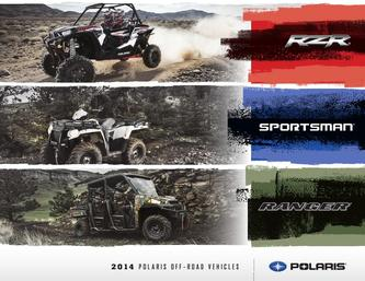 2014 Offroad Vehicles