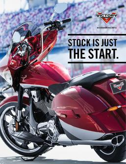 2015 Victory Motorcycle Accessories