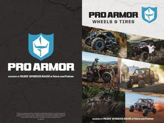 2019 Pro Armour Wheels & Tires