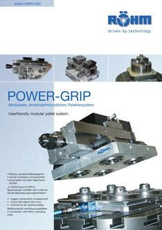 Palett system Power Grip