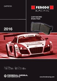 Car Racing Brake Pads 2016