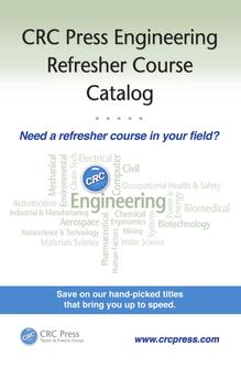 CRC Press Engineering Refresher Course