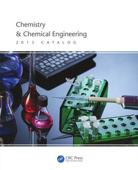 Chemistry & Chemical Engineering 2013