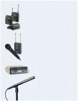 Wireless Mics 2007