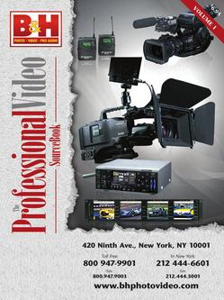 Professional Video SourceBook Vol. 1 2007