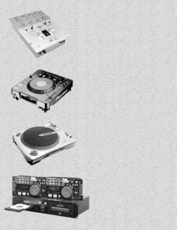 DJ Equipment 2007