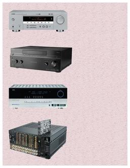 Home Audio / Video Receivers 2007