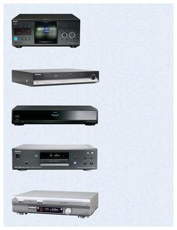 DVD Players & Recorders 2007