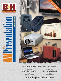 AV Presentation SourceBook 2007 Edition
