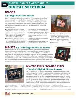 Digital Photography Digital Picture Frames 2007