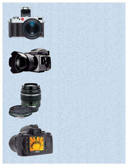 Digital SLR's and Lenses - Part 1 2007