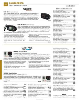 Camcorders 2013