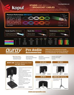 Professional Audio 2015
