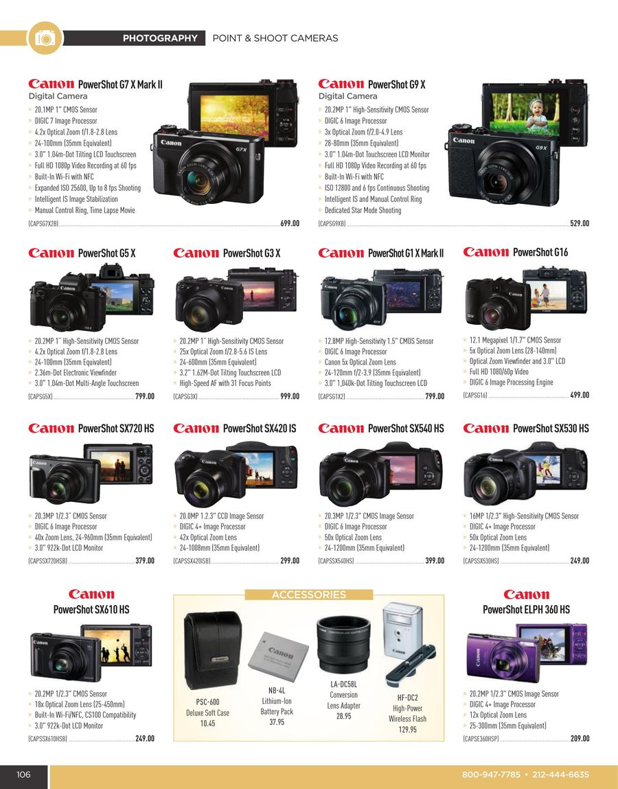 Photography Summer 2016 by B & H Foto & Electronics
