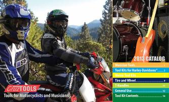 Tools for Motorcyclists and Musicians 2011