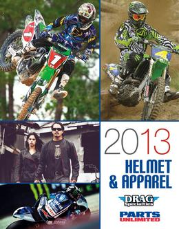 2013 Helmet & Apparel