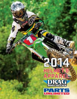 Riding gear for every need – Street and Offroad 2014