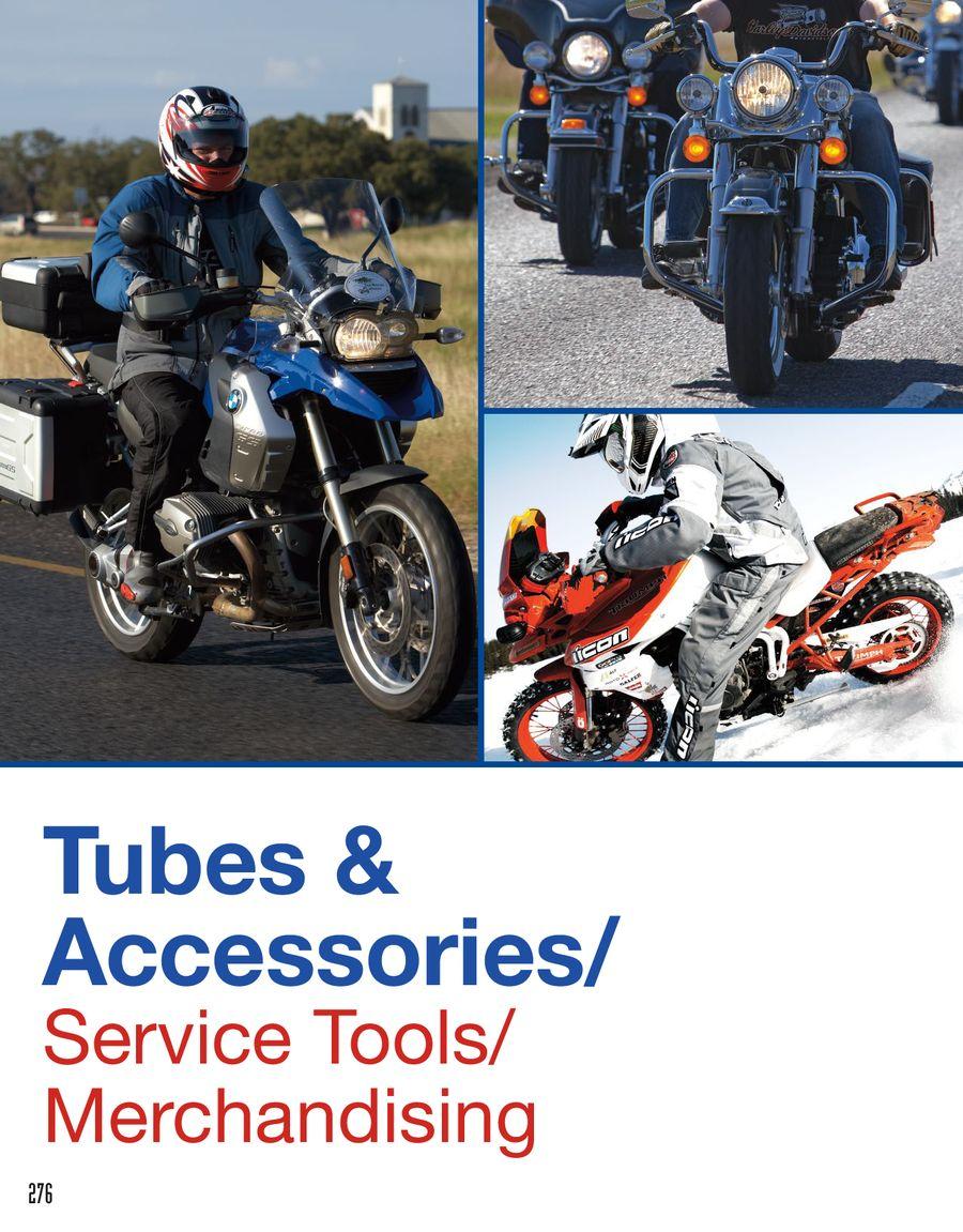 0350-0333 Harley DS Standard Tube 4.00//4.60 120//90-16