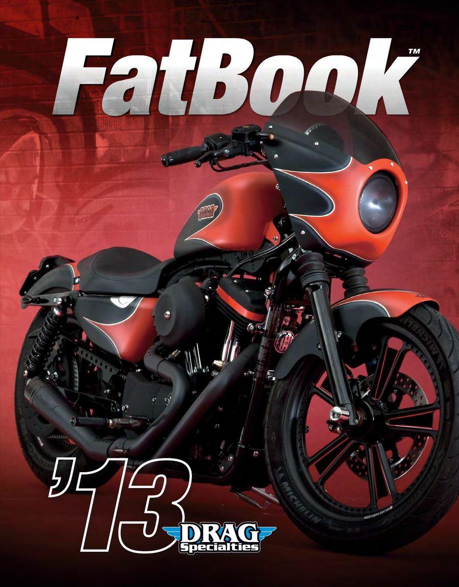 Drag Specialties Black Vinyl SS Rear Brake Line Kit Standard Length 1741-2953