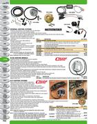 2013 Parts & Accessories for Harley-Davidson and Custom V-Twin motorcyles