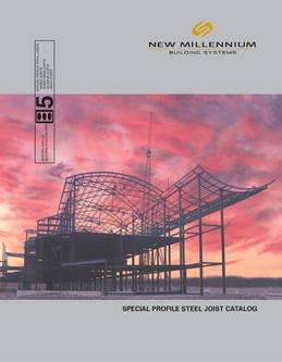 New Millennium Building Systems Catalog