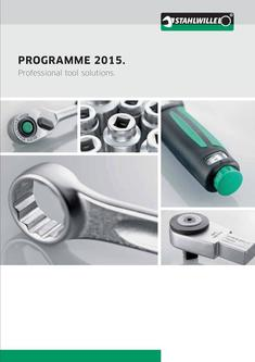 Professional tool solutions 2015