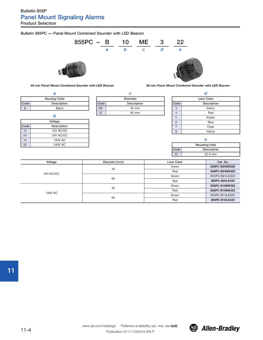 Page 65 of Signaling Devices Rockwell W Wiring Diagram on