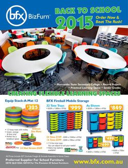 Education Furniture 2015