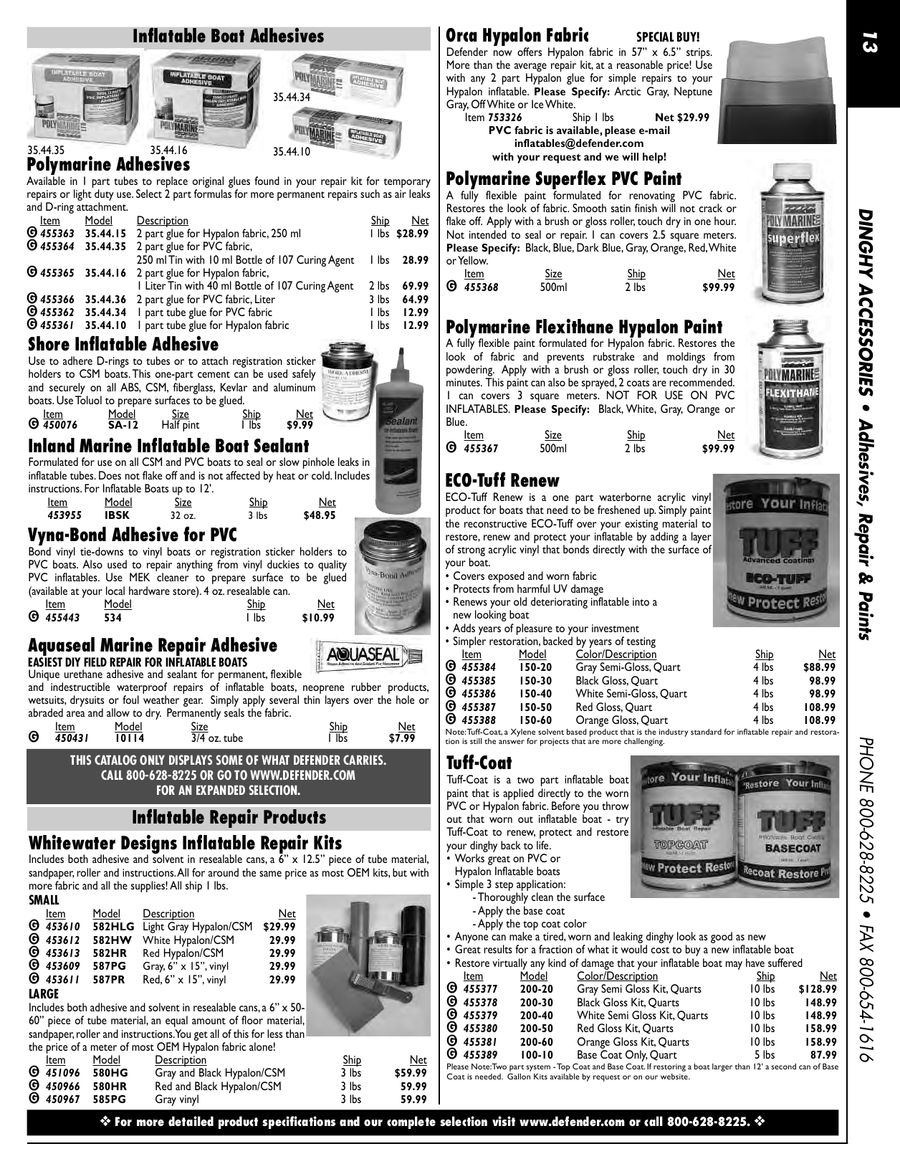 Page 13 of 2012 Marine Buyers Guide