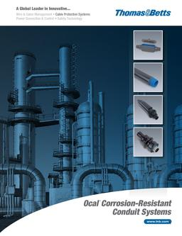 Ocal Corrosion Resistan Conduit Systems
