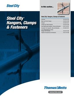 Steel City Hangers, Clamps & Fasteners 2015