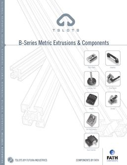 B-Series Metric Extrusions & Components