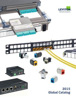 Network Solutions: Non-US Catalog 2015