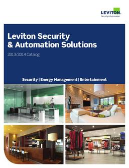 Security & Automation Solutions 2013/2014