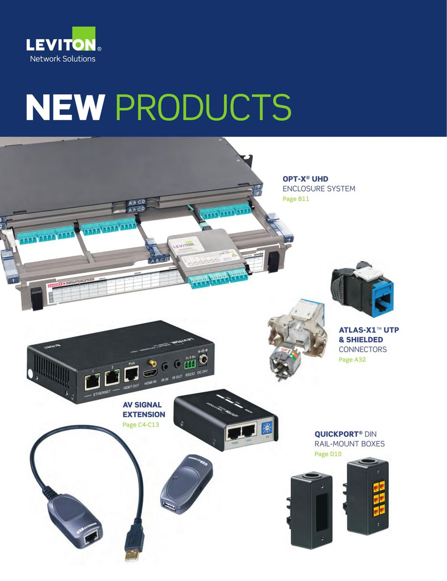 Page 10 of Network Solutions: Non-US Catalog 2015