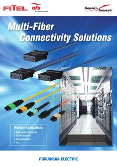 Multi-Fiber Connectivity Solutions 2011