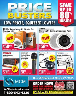 Price Busters 2015
